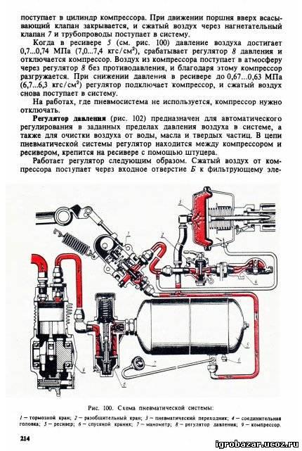 скачать инструкцию по ремонту двигателя д-108